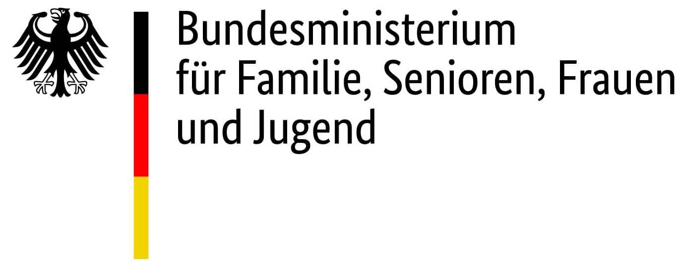 Logo von Bundesministerium für Familie, Senioren, Frauen und Jugend