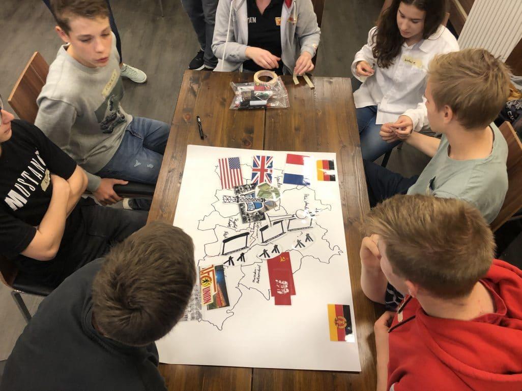 Workshop Arbeit mit Jugendlichen