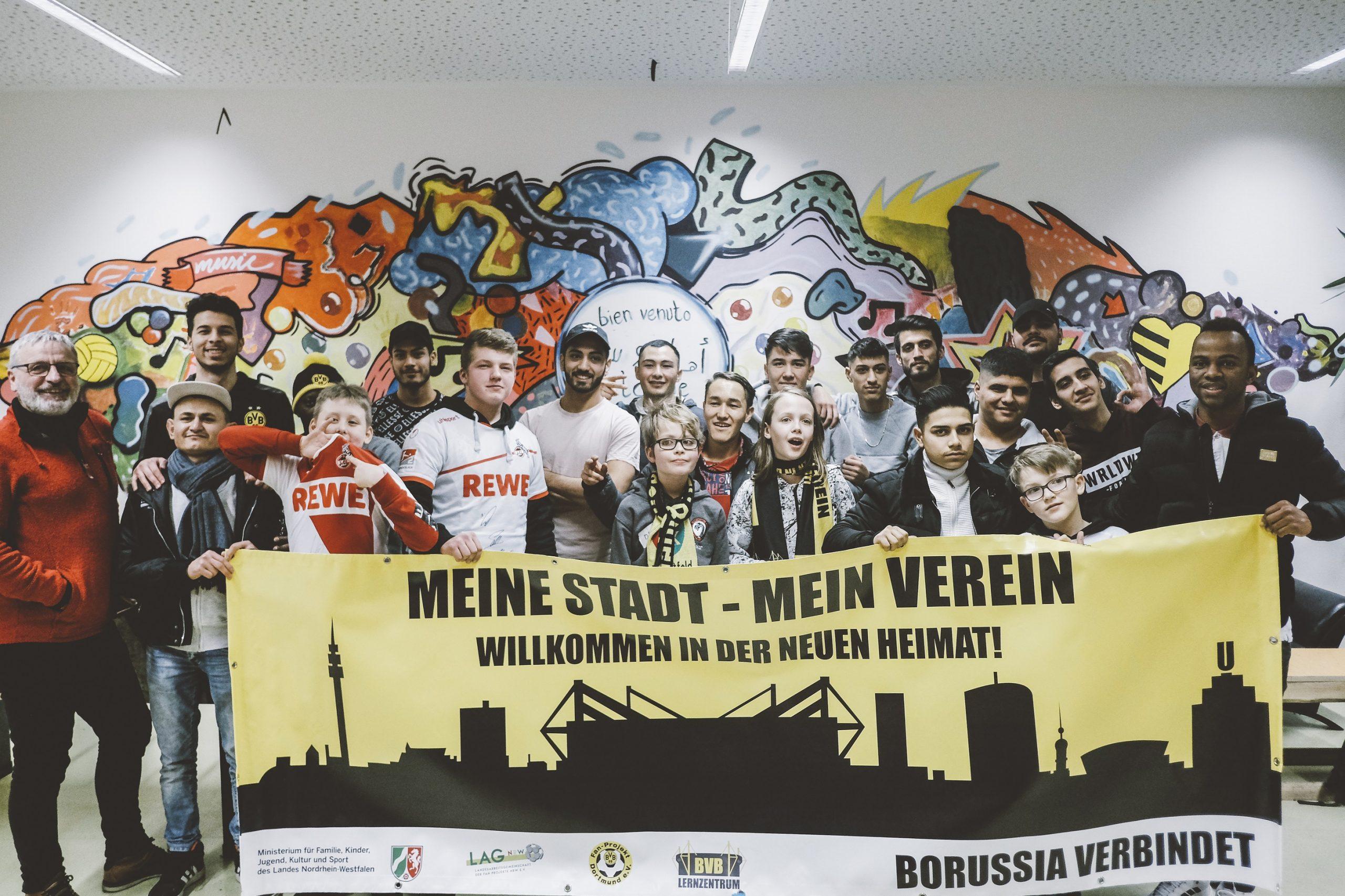 Gruppenfoto Workshop Köln/Dortmund