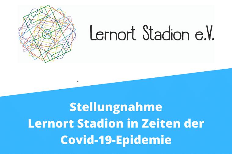 Stellungnahme Lernort Stadion Bild