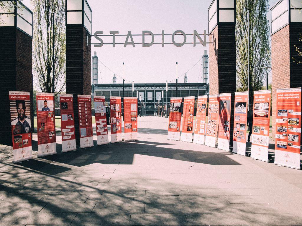 Ausstellung Stadionakademie